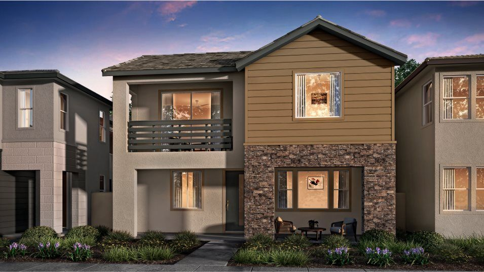 Exterior featured in the Adagio II 3 By Lennar in Orange County, CA