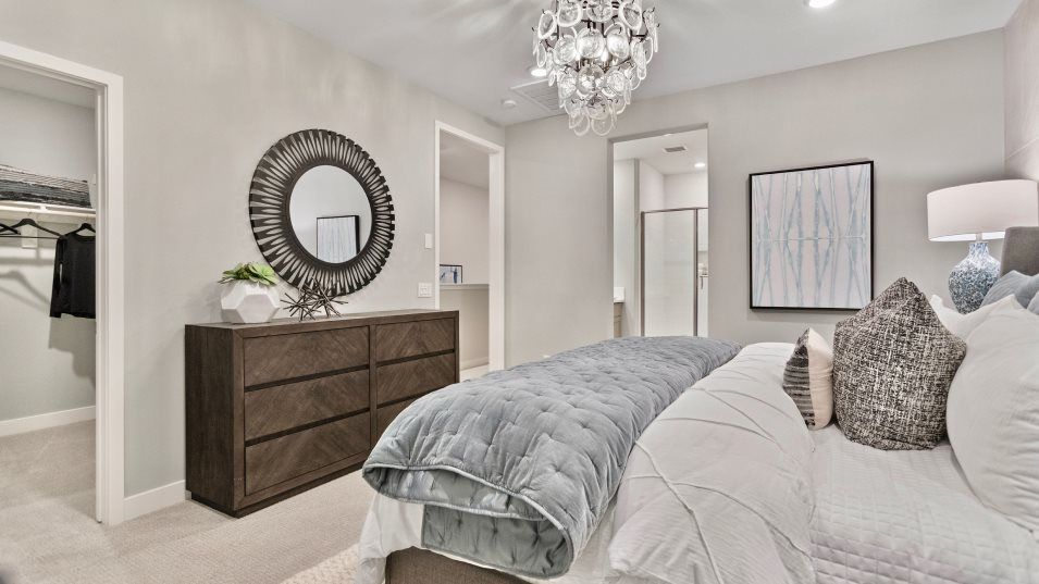 Bedroom featured in the Bolero 2 By Lennar in Orange County, CA