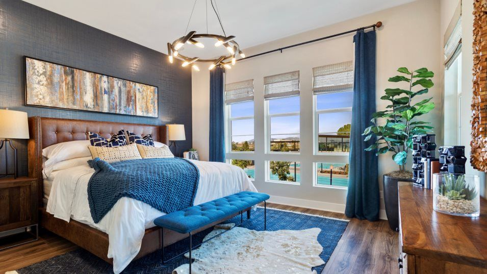 Bedroom featured in the Montair 2 By Lennar in Orange County, CA
