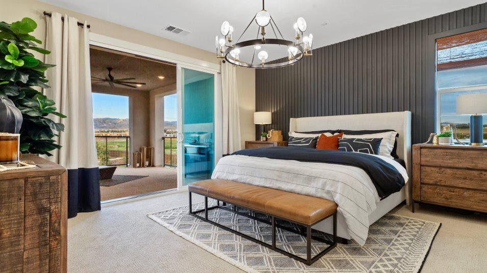 Bedroom featured in the Almeria 2 By Lennar in Orange County, CA