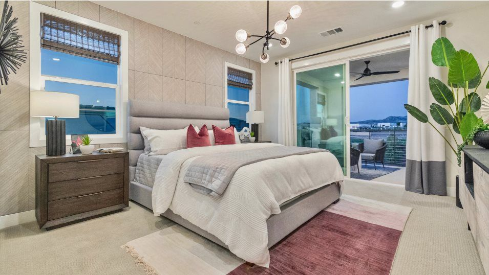 Bedroom featured in the Almeria 3 By Lennar in Orange County, CA