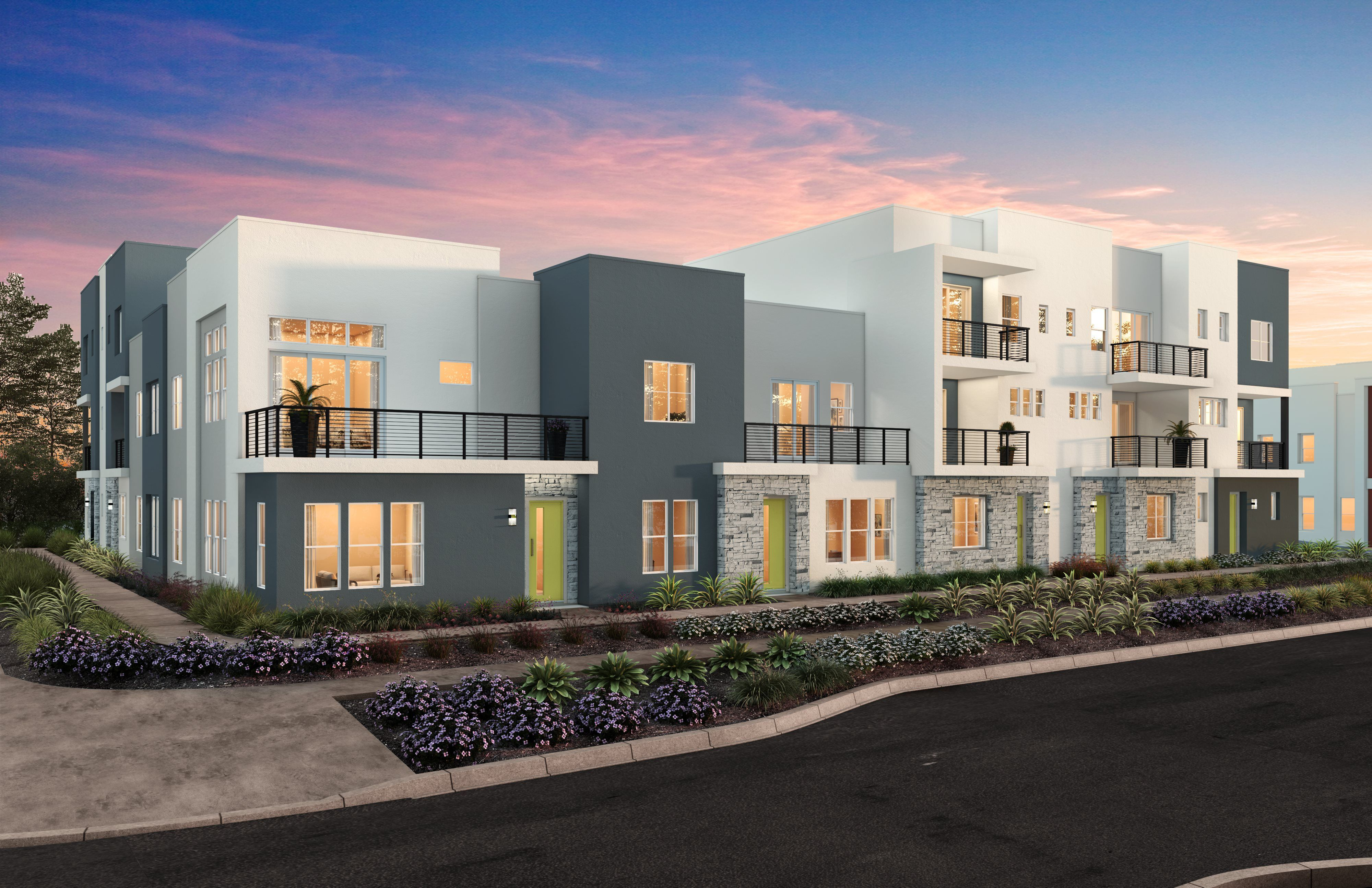 Exterior featured in the Tulip 1 By Lennar in Los Angeles, CA