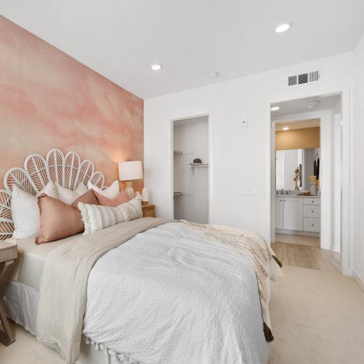 Bedroom featured in the Lamplight 1 By Lennar in Los Angeles, CA