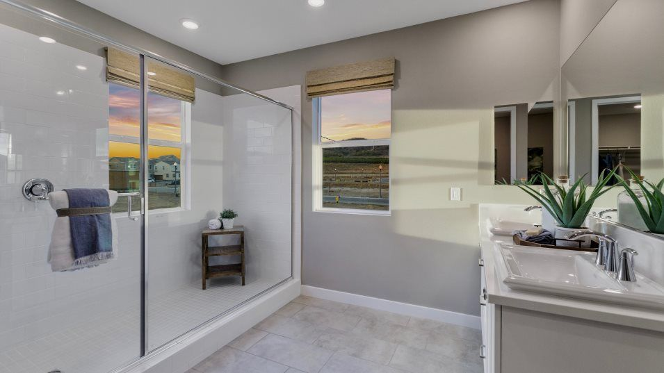 Bathroom featured in the Lavender 2 By Lennar in Ventura, CA