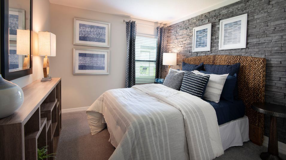 Bedroom featured in the Hartford By Lennar in Ocala, FL