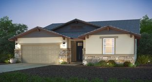 The San Marcos - Plan 2576 - Heritage El Dorado Hills - Legends: El Dorado Hills, California - Lennar