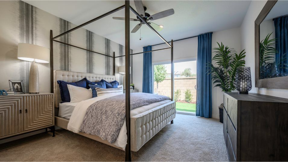 Bedroom featured in the Olive By Lennar in Bakersfield, CA