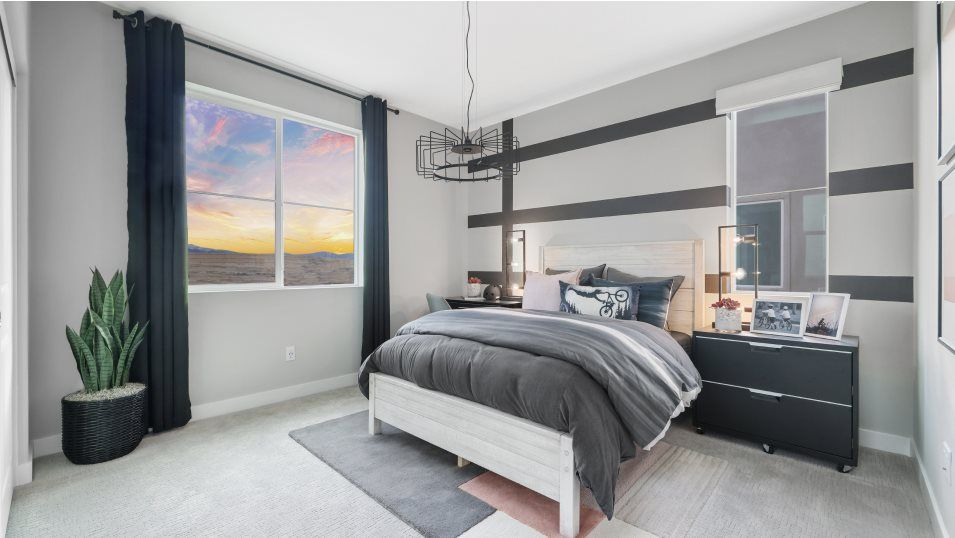 Bedroom featured in the Siena 3 By Lennar in Los Angeles, CA