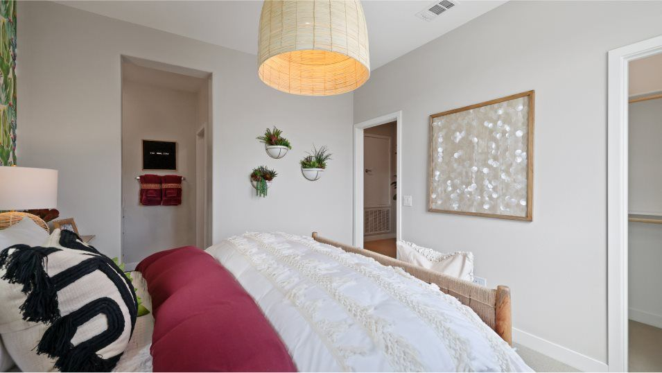 Bedroom featured in the Siena 1 By Lennar in Los Angeles, CA