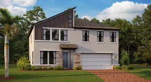 Carlisle - Bryant Square - The Estates: New Port Richey, Florida - Lennar