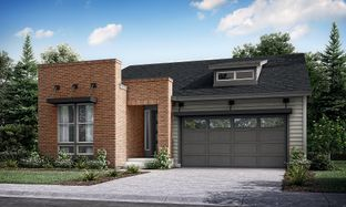 Abbot - Sterling Ranch - The Monarch Collection Prospect Village: Littleton, Colorado - Lennar