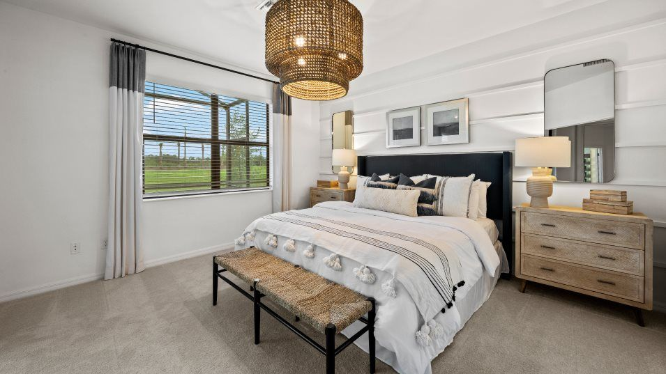 Bedroom featured in the Orchid By Lennar in Punta Gorda, FL