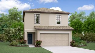 Madrid II - Touchstone - The Manors: Tampa, Florida - Lennar