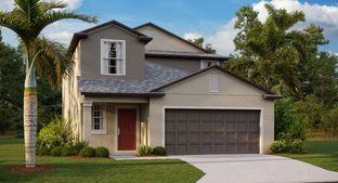 Columbia - Epperson - The Manors: Wesley Chapel, Florida - Lennar