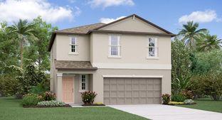 Atlanta - Spencer Creek - The Manors: Ruskin, Florida - Lennar