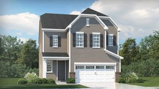 Winstead III - 5401 North - Sterling Collection: Raleigh, North Carolina - Lennar