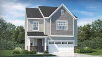 Ellis Walk - Sterling Collection by Lennar in Raleigh-Durham-Chapel Hill North Carolina