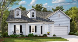 CONYERS II - Waterside at Lakes of Cane Bay - Waterfront Coastal Collecti: Summerville, South Carolina - Lennar