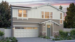Residence One - Gabion Ranch - Stonebrook: Fontana, California - Lennar