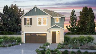 Residence Three - Gabion Ranch - Ridgeview: Fontana, California - Lennar