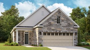 COMMONWEALTH SLAB - Colonial Heritage - The Williamsburg Collection: Williamsburg, Virginia - Lennar