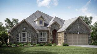 Hilltop - The Highlands - Vista Collection: Porter, Texas - Lennar