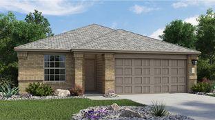Bradwell - Mission Del Lago - Barrington, Cottage, Watermill, SH, BV: San Antonio, Texas - Lennar