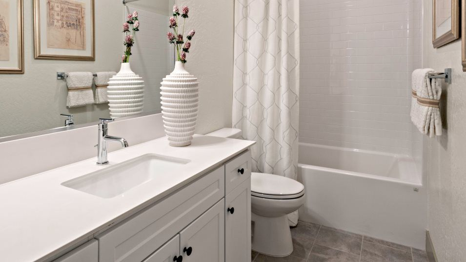 Bathroom featured in the Alpenglow By Lennar in Bakersfield, CA