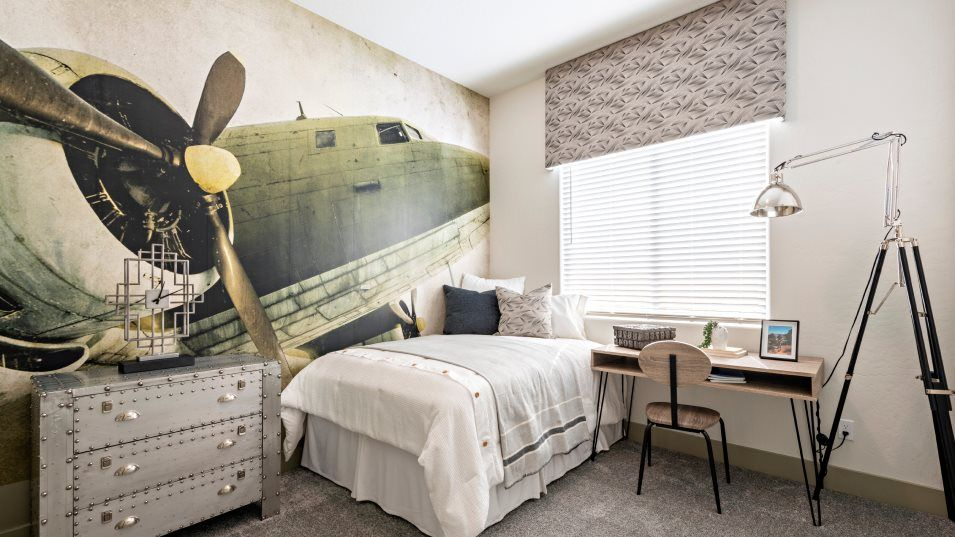 Bedroom featured in the Solstice By Lennar in Bakersfield, CA