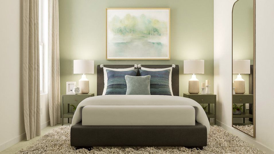 Bedroom featured in the Newman By Lennar in Denver, CO