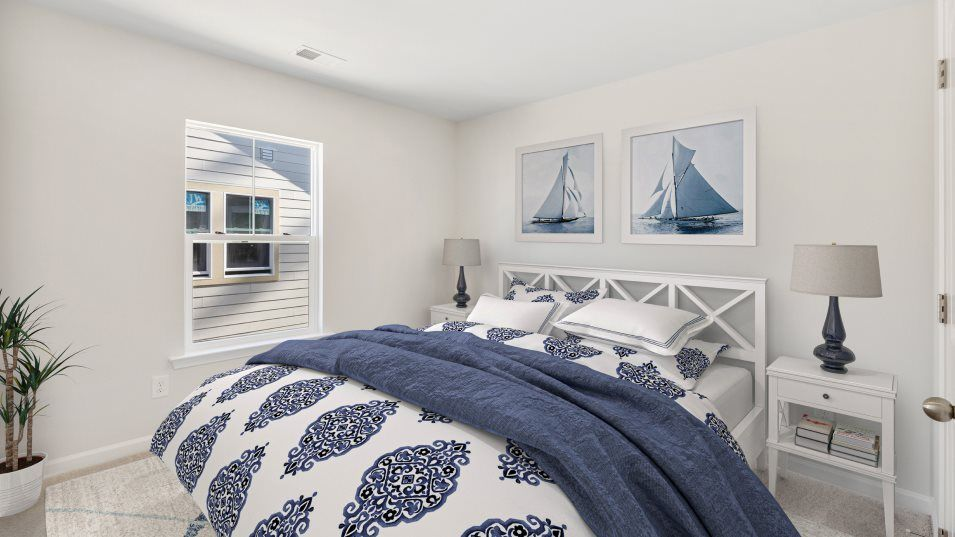 Bedroom featured in the JASPER By Lennar in Charleston, SC