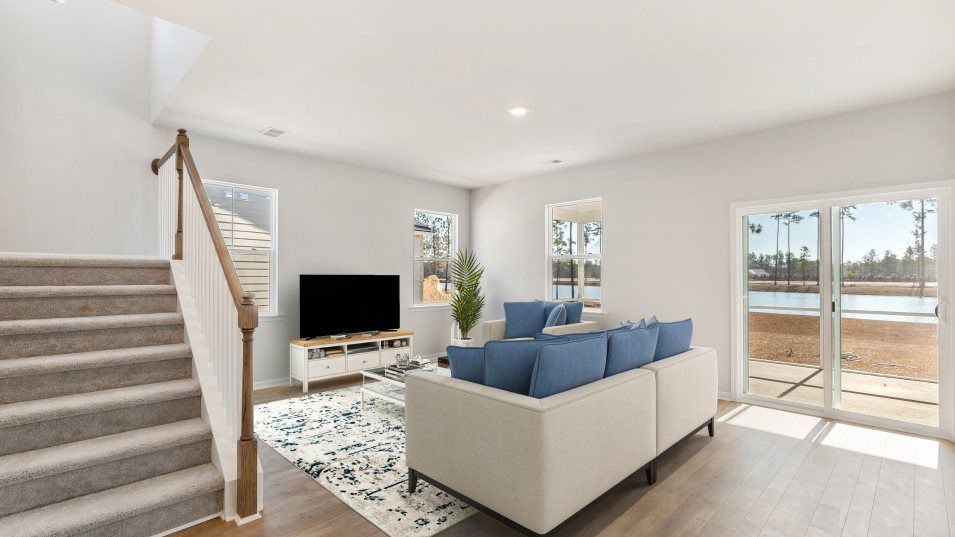 Living Area featured in the JASPER By Lennar in Charleston, SC