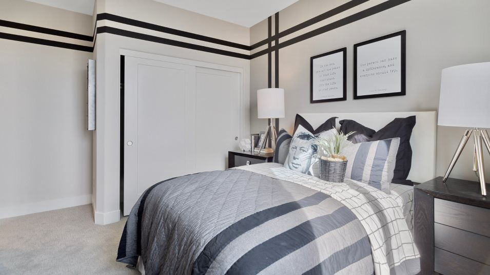 Bedroom featured in the Adagio II 2 By Lennar in Orange County, CA