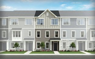 Colton - 5401 North - Frazier Collection: Raleigh, North Carolina - Lennar