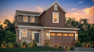 Evans - Turnberry - The Pioneer Collection: Commerce City, Colorado - Lennar