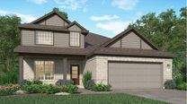 Pinewood at Grand Texas - Wildflower II Collection by Lennar in Houston Texas