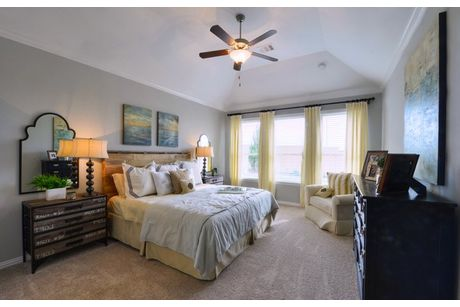 Bedroom-in-Amistad-at-Enclave at Estancia - Vista II Collection-in-Austin