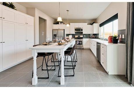 Kitchen-in-Sassafrass-at-Ellingsworth - Savannah Series-in-Clovis