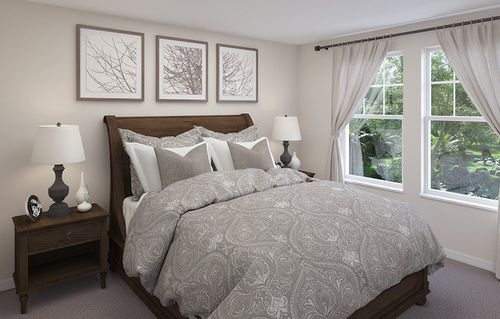 Bedroom-in-Mulberry-at-Bexley - Bexley Town Estates-in-Land O' Lakes