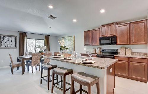 Kitchen-in-Hartford-at-Southfork Lakes - Southfork Lakes Estates-in-Riverview
