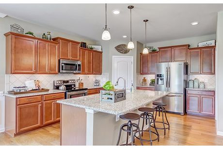 Kitchen-in-Beacon-at-Avalon - Enclave-in-Mooresville