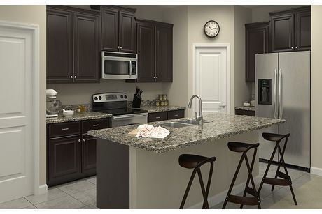 Kitchen-in-New Jersey 2017-at-South Fork - Stone Walk Estates-in-Riverview