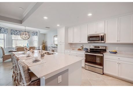 Kitchen-in-The Birkdale-at-Treviso Bay - Terrace Condominiums-in-Naples