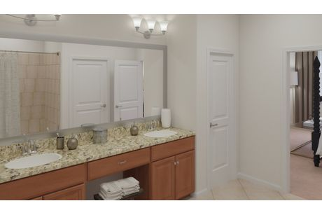 Bathroom-in-Meridian-at-Southern Hills - Southern Hills Cottages-in-Brooksville