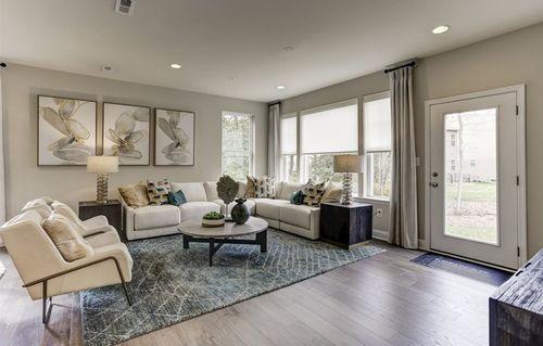 Greatroom-in-Magnolia with Basement-at-Holly Ridge - Holly Ridge Villas-in-Glen Burnie