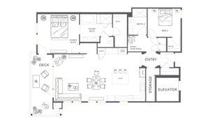 Plan 3 - Three by Lenox: Walnut Creek, California - Lenox Homes