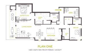 Plan 1- Lafayette Circle - 210 Lafayette Circle: Lafayette, California - Lenox Homes