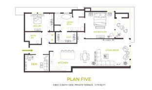 Plan 5- Lafayette Circle - 210 Lafayette Circle: Lafayette, California - Lenox Homes