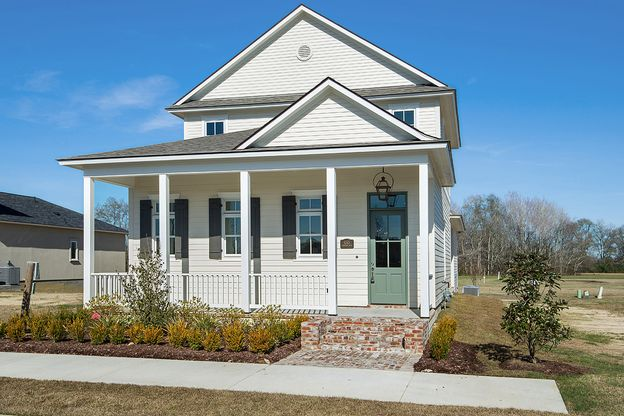 Americana By Level Homes in Zachary, LA, New Homes & Floor Plans by ...
