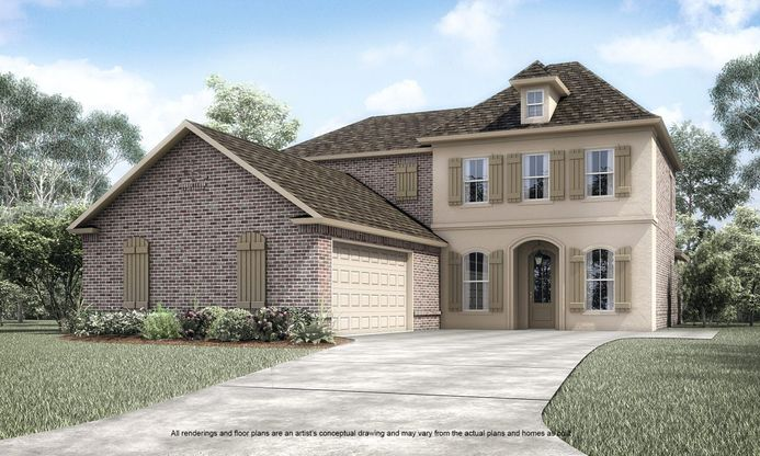 Exterior:ELEVATION A (not available in copper mill)